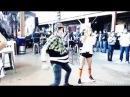 Ивангай танцует в Америке