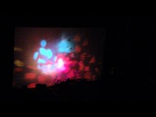 Nicolas Jaar at Barbican 2013 Full Live Part 1/3