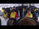 CABIN CREW TRAINING DITCHING - LONG (FULL) PREPARATION
