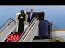President Trump Arrives in Saudi Arabia - CNN Breaking News Coverage (May 20, 2017)