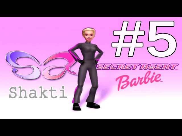 5 Игра БАРБИ Секретный Агент Прохождение Полное прохождение игры Барби by Shakti