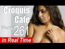 Croquis Cafe: Figure Drawing Resource No. 261 (new model)