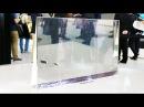 Смотрим прозрачный OLED телевизор Panasonic