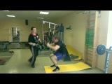 Упражнение на Жёсткую Набивку Пресса/Exercise for Hard Press Filling.