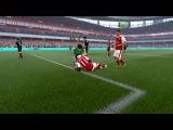 FIFA 17 A Controversial Celebration