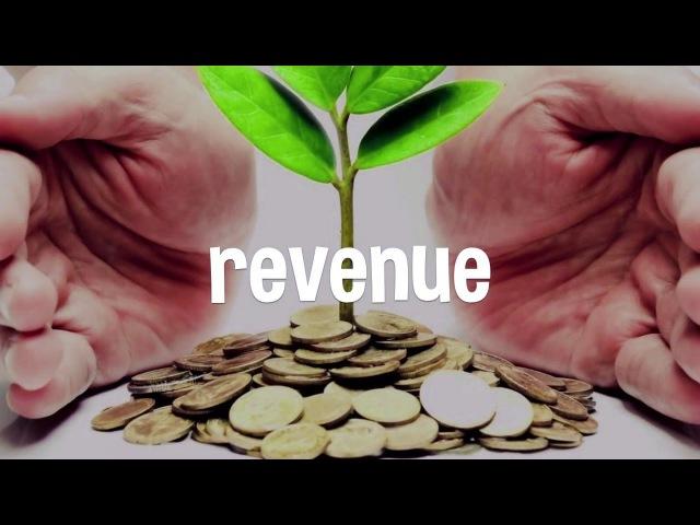 IELTS Vocabulary: revenue