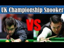 Ronnie O'SULLIVAN vs Marco FU UK Championship Snooker