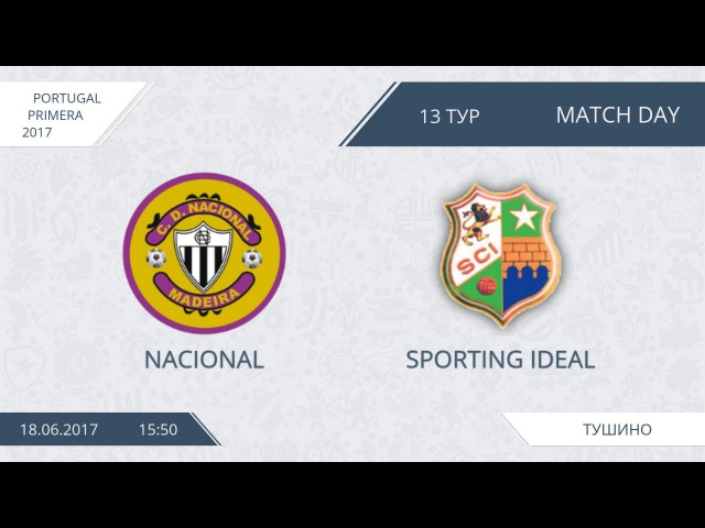 AFL17. Portugal. Primera. Day 13. Sporting Ideal - Nacional