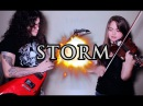 Guitar VS Violin 3 Vivaldi Heavy Metal Summer Presto