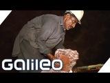 Das beste Salz der Welt Minen im Himalaya Galileo ProSieben