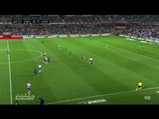 Гранада 1:1 Барселона | Гол Бога