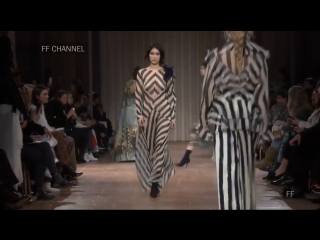Alberta Ferretti - Fall Winter 2017-2018 Full Fashion Show
