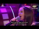 Krisia Todorova 11yo Singing SHAPE OF MY HEART by Sting LIVE