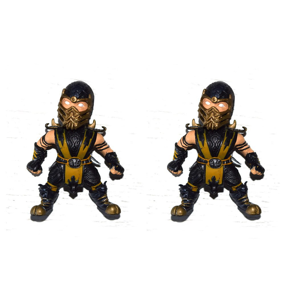Фигурка Scorpion из Mortal Kombat