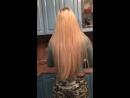 Наращивание волос . @top_hair_spb