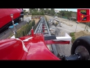 Red Force Ferrari Land PortAventura POV