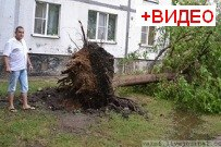 17 июля 2012 - Последствия урагана в Тольятти