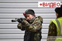 20 октября 2013 - Самарская область: Соревнования военно-патриотических команд по лазертагу «Ураган» в Самаре