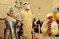 21 декабря 2013 - Тольятти: Дед Мороз в социальном центре Семья