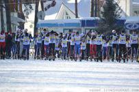 12 февраля 2012 - Лыжня России 2012 в Тольятти