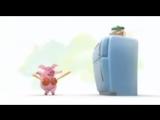 Свинка и холодильник😂😂😂