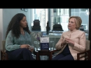 Hillary Clinton Talks About Ivanka Trump, Power Posing And What's Next