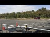 На Le Mar тестируем люксовые автомобили Land Rover, Jaguar