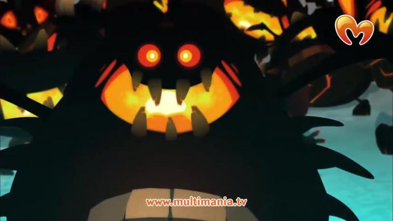 Вакфу - 49 серия (23 серия, 2 сезон). Багровый коготь ⁄ HD 1080p ⁄ Мультфильм
