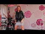 Вика Курзова концерт на Манежной площади
