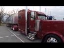 Выставка в Штате Кентукки Все для фур грузовиков Часть 2