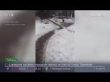 Пенсионерку придавил рухнувший в Люберцах столб