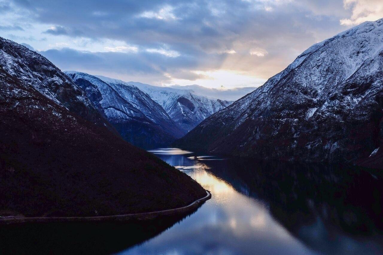 Роскошные пейзажи Норвегии - Страница 22 JGWERuHeLlI