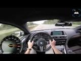 Mercedes E63 AMG 2017 vs BMW M6 2017