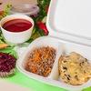 Доставка обедов в офис и домой в Минске