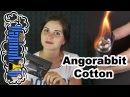 Angorabbit cotton Несгораемый хлопок