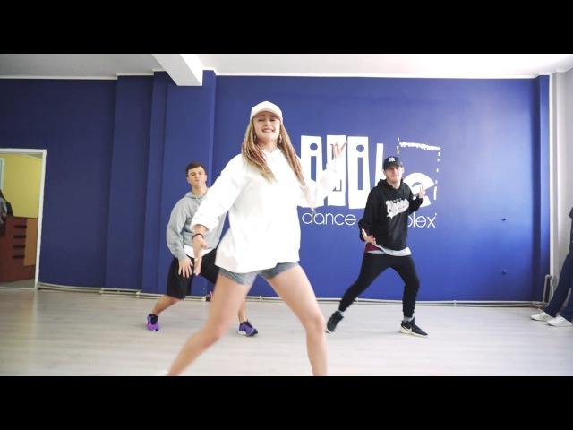 Chris Brown feat. Gucci Mane Usher - Party | Yarik Nikolaev - Hip-Hop | iLike Dance Complex