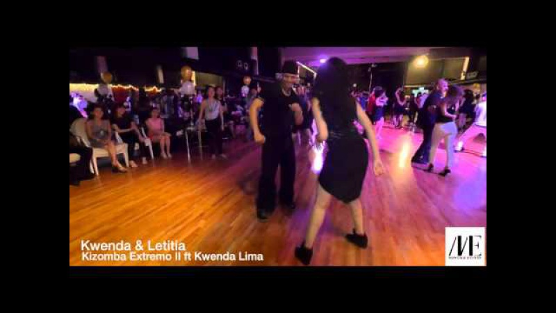 Kwenda Lima Letitia at Kizomba Extremo by Montage Events in Singapore