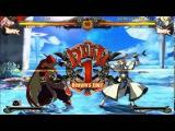 Evo 2016 Guilty Gear Xrd Revelator Top 8 - Kazunoko (Raven) vs Rion (Ky)