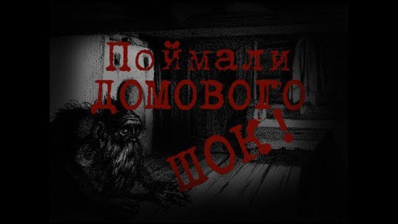 ШОК ПОЙМАЛИ НАСТОЯЩЕГО ДОМОВОГО Oskar Play- Мистика, ужасы, необъяснимое...