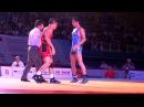 Jr World FS Yazdanicharati IRI dec Pico USA 66 kg finals