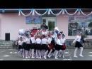 Танец с помпонами - Старшая и младшие танцевальные группы