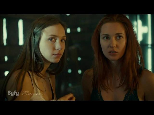 Waverly x Nicole - Wynonna Earp 1x12 (WayHaught)
