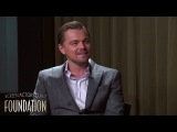 Leonardo DiCaprio talks about working with Larry Moss