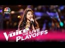 Шоу Голос США 2017 Анаталия Вилларанда с песней Останься со мной The Voice USA 2017 Anatalia Villaranda Stand b