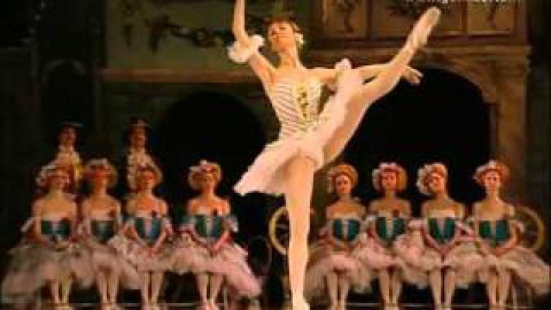 Coppelia Variation - The Kirov Ballet