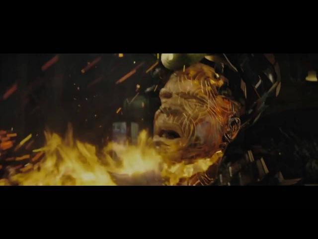 Suicide Squad : El Diablo vs Incubus Fight Death Scene HD
