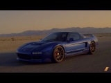 Supercharged Acura NSX (SHOOTOUT) -- /TUNED
