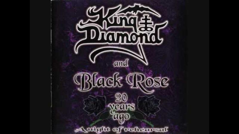 King Diamond Black Rose - Locked Up In The Snow