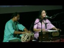 Bannya performs Bengali Songs by Sri Chinmoy