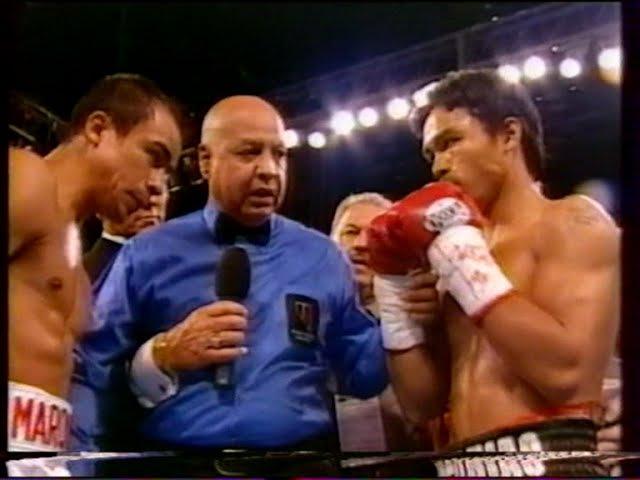 Бокс.Мэнни Пакьяо-Хуан Мануэль Маркес-1.Manny Pacquiao-Juan Manuel Marquez-1(Вл. Гендлин ) ,jrc.v'yyb gfrmzj-[efy vfye'km vfhrtc